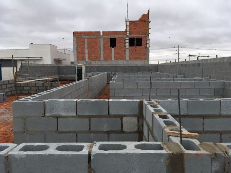 Bloco de Concreto Canaleta Orçamento Campo Limpo Paulista - Bloco de Concreto Intertravado