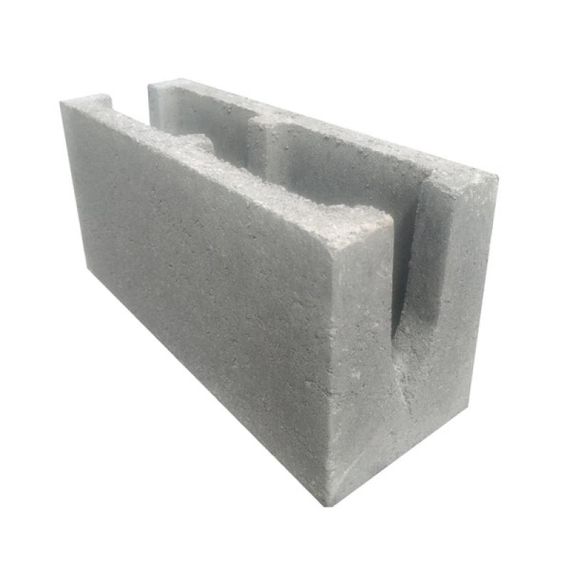 Blocos de Concreto Canaleta Franco da Rocha - Bloco de Concreto Canaleta