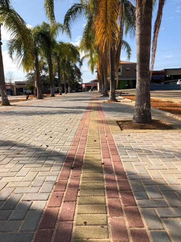 Blocos de Concreto para Calçada Carapicuíba - Bloco de Concreto Canaleta