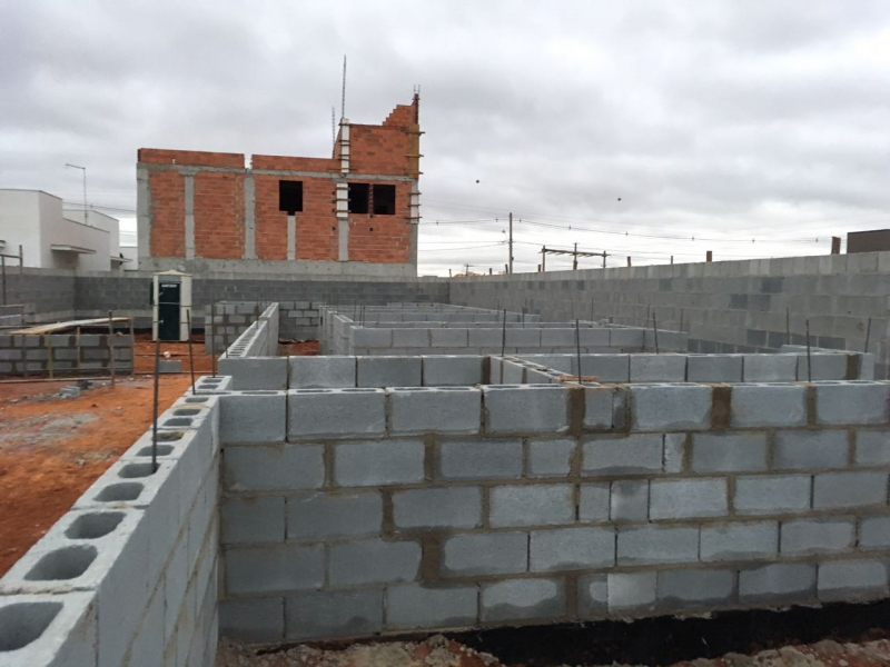Blocos Vazado de Concreto São Sebastião - Bloco Canaleta de Concreto