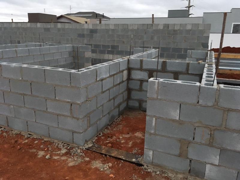 Distribuidor de Bloco de Concreto Sertãozinho - Bloco Canaleta de Concreto