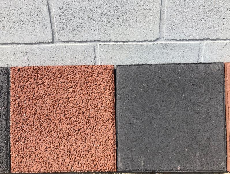 Placa de Concreto Muro Boituva - Placa de Concreto 40x40