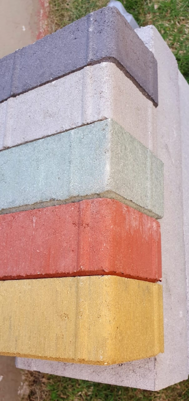 Qual o Preço de Bloco Intertravado de Concreto Monte Mor - Bloco de Concreto Intertravado