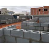 bloco canaleta de concreto orçamento Assis