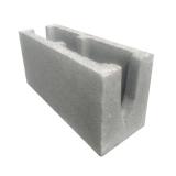 bloco canaleta de concreto Franco da Rocha