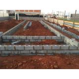 bloco estrutural Alumínio