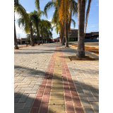 blocos de concreto para calçada Mendonça