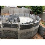 blocos estrutural 14x19x39 Água Bonita
