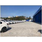 bloquete de concreto para estacionamento Marília