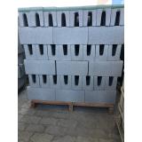 canaleta concreto estrutural
