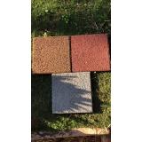 comprar piso de concreto drenante Vinhedo