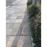 comprar piso drenante para jardim Araraquara