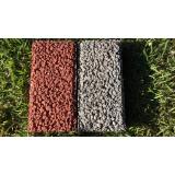 cotação de piso de concreto drenante Marília