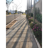 cotação de piso drenante ecológico Osvaldo Cruz