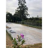 empresa de bloquete intertravado de concreto Embu