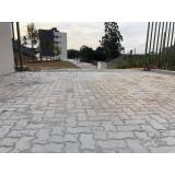 empresa de piso de concreto armado Jambeiro