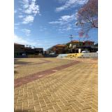 empresa de piso de concreto retangular Barra Bonita