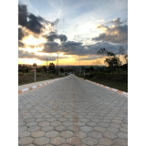 fábrica de piso de concreto sextavado Itatiba