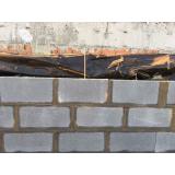 fabricante de bloco de vedação de concreto Cerqueira César