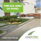 fornecedor de lajota concreto 45x45 Bragança Paulista