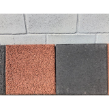fornecedor de lajota de concreto 40x40 Piracicaba