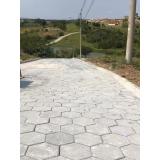 fornecedor de lajota de concreto sextavada Santa Teresinha de Piracicaba