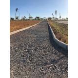 guia pré fabricada de concreto preço Batatuba