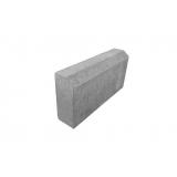 guia pré fabricada de concreto Campinas