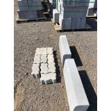 guia pré moldada em concreto Piracaia