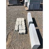 guia sarjeta pré moldada com concreto preço Carapicuíba