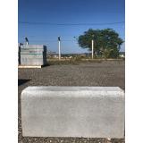 guias pré moldada concreto Pedreira
