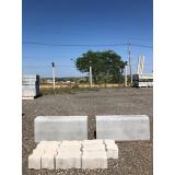 guias pré moldada em concreto Igarapava