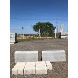guia sarjeta pré moldada de concreto