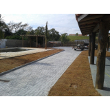 lajotas de concreto para jardim Bragança Paulista