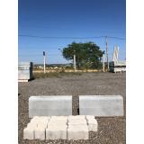 onde vende guia sarjeta pré moldada de concreto Jundiaí