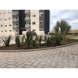 piso de concreto estacionamento Teodoro Sampaio