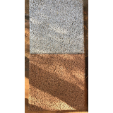 piso drenante cinza Hortolândia