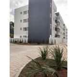 pisos de concreto branco Paiol Grande
