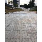 pisos de concreto para estacionamento Água Bonita