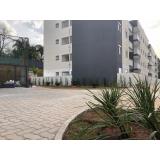 pisos de concreto polido branco Vila Élvio