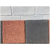 piso de concreto drenante