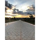 piso de concreto de alta resistência