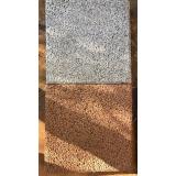 placa cimentícia drenante São José do Rio Preto