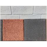 placa de concreto para calçada Araras