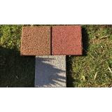 placa de concreto pré moldado cotação Amparo