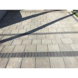 placa de concreto pré moldado Mendonça