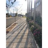 placas concreto drenante São Carlos