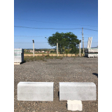 venda de guia sarjeta pré moldada de concreto Adamantina